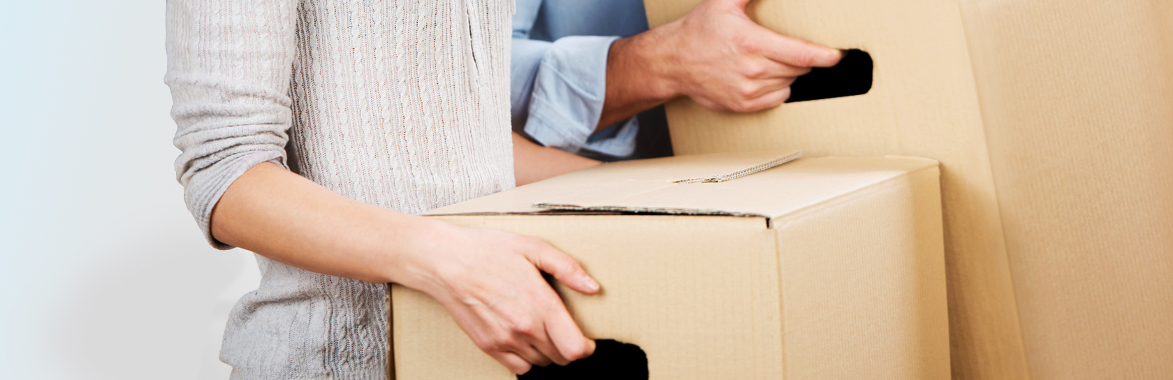 Removals, packing